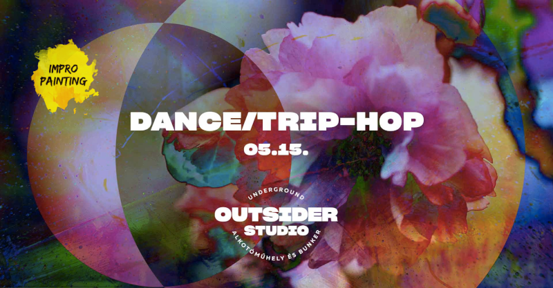 Dinamikus psziché illusztráció - Dance/Trip-hop